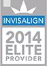 Invisalign Elite Provider 2014