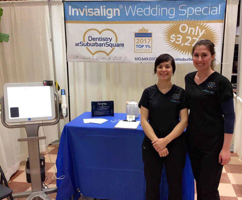 Bridal Expo for Invisalign